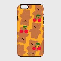 Dot cherry big bear-yellow(터프/슬라이드)