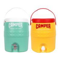 이글루 워터저그 7.5L 보온 보냉 캠핑 물통 옐로우