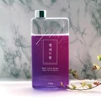 책을 닮은 '별은 담은 보틀' 윤동주 별헤는 밤  에코젠 북보틀 500ml
