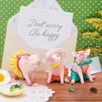 펜시펫 4 시리즈 _Lena's Mini Pig_박스