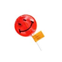 휘리팝42g(1.5oz)스마일(오렌지)+캔디꽂이증정