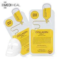 [메디힐] 콜라겐 임팩트 에센셜 마스크팩 1매 / 수분팩