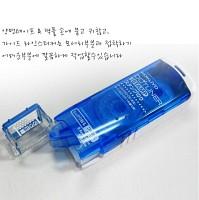 [고쿠요] 2웨이 글루 투명 양면테이프 DOTLINER-Stamp HC254