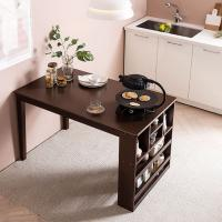 [채우리] 그라티아 4인 수납 식탁 테이블