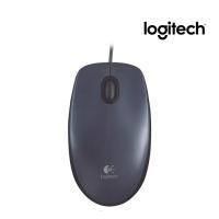 Logitech 유선 마우스 M90