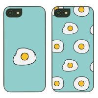 아이폰X케이스 계란후라이 스타일케이스