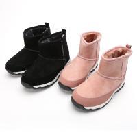 MJ 버디 170-210 유아 아동 양털 방한 부츠 신발