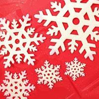 크리스마스 설정 데코 세트 (핑크/ 5개입)