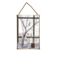 [hubsch]Mirror w/chain 사각체인거울 408012