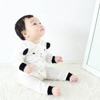 [메르베] 단추코남아 실내복_간절기용