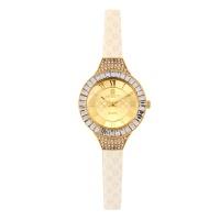 [메트로시티] 여성 가죽밴드 손목시계 MTS1101L WG