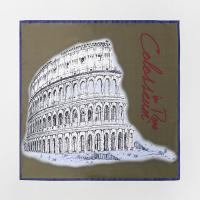 Rome Square Petit Scarf