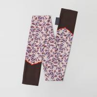 Paisley Long Tie Scarf