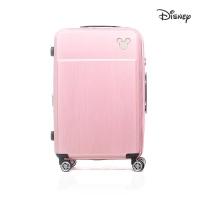 [디즈니]미키마우스 미키 캐리어 핑크 여행용 24형