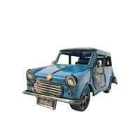 NO 16 클래식 철제 블루 자동차