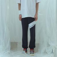 [어나더프레임] ANOTHER FRAME - STANDARD SWEAT JOGGER PANTS (NAVY) 조거팬츠 스웨트팬츠