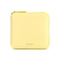 Fennec Zipper Wallet 023 Mellow Yellow