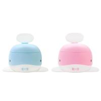 쁘띠누베 고래변기 -핑크 블루