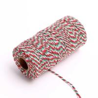트와인 끈 100M - 레드앤그린