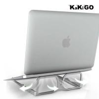 카키고 알루미늄 안경형 스탠드 노트북 거치대