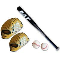 야구세트 키즈+성인세트C 배트색상랜덤 CH1394234