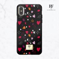 RF by 리치몬드&핀치 아이폰X/Xs케이스 하트앤키스
