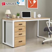 [e스마트] 스틸 테이블1600x800+책상서랍장 세트할인