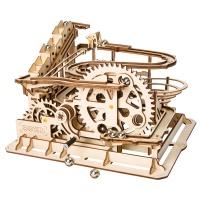 정교한 3D입체퍼즐 마블머신 워터힐코스터