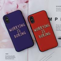 아이폰7플러스 BORING 카드케이스