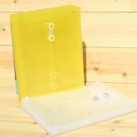 [Esselte] 280장 수용 대용량 실봉투-에쎌트 PP 서류봉투 1팩(12개입) HC30-15