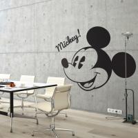디즈니 키덜트 빅미키L 현대시트 그래픽 스티커