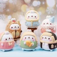 포근포근 몰랑몰랑 랜덤피규어 - winter special (낱개랜덤)
