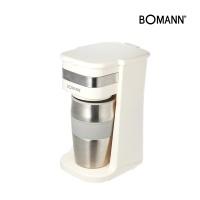 보만 원컵 커피메이커 CM10753WG 드립 커피머신