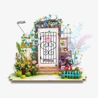 [adico]DIY 미니어처 시그니처 하우스 - 비밀정원