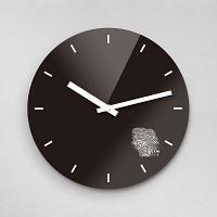 Reflex 무소음벽시계(대) BILL280-BK