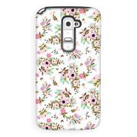 [듀얼케이스] Floral Garden 2 (LG G2)