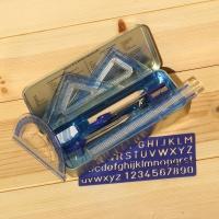 삼각자,연필,콤파스 등등-스테들러 학용품세트 557 10