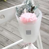 핑크수국꽃다발프리저브드플라워