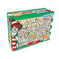 월리를 찾아라 퍼즐 500P 박물관