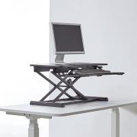 인터데코 스탠딩 높이조절 책상 PM008