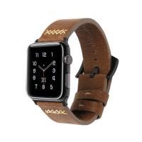 애플워치 밴드 1 2 3 4 가죽 스트랩 시계줄