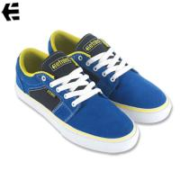 [Etnies] BARGE LS (Blue/Yellow)