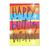 홀마크 생일 축하 카드(WISHES)-KED2145