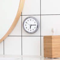 [시우아트] 데일리 욕실시계 (방수/흡착/탁상/걸이형)