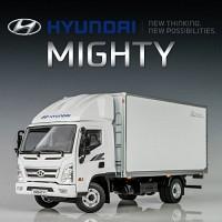 [JIGAMAREE] 현대 마이티 수집용 모형자동차 (1:32)