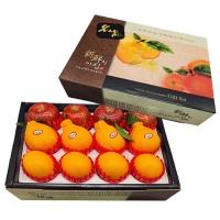 [정성가득] 사과,한라봉,오렌지 혼합세트