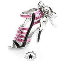 [참스홀릭]Jimmy high heels sandal shoes charm cks047