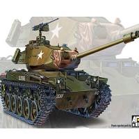 M41A3 워커불독 1/35 아카데미과학 프라모델 미국경전차 전투차 전차모형
