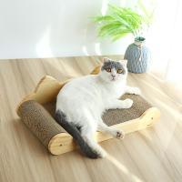 고양이 용품 장난감 스크래쳐 방석 CT-7789 솔리드