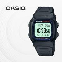 카시오 군인 군용 전자 빈티지 손목시계 W-800H-1A